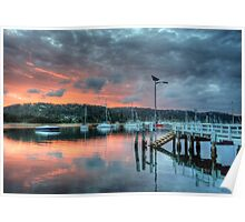 Newport Landing - Newport , Sydney - The HDR Experience Poster