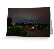 New Dallas Cowboys Stadium Greeting Card
