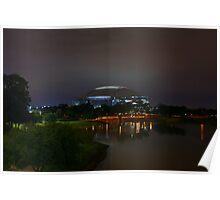 New Dallas Cowboys Stadium Poster