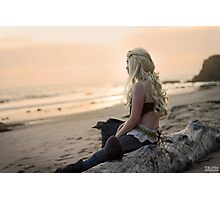 Mother of dragons Photographic Print