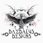 Daedalus Designs logo  by matteroftaste