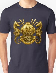 Deep Sea Diving Badge T-Shirt