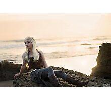 I am a Khaleesi Photographic Print