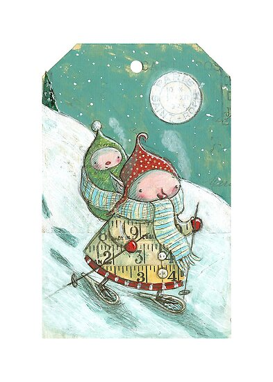 North Pole by Susan Mitchell