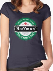 Hoffman  Women's Fitted Scoop T-Shirt