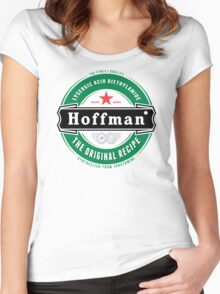 Hoffman  Women's Fitted Scoop T-Shirt
