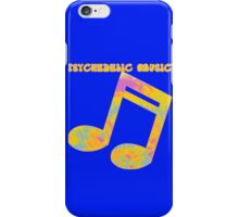 Psychedelic Rock 5 iPhone Case/Skin