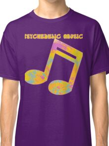 Psychedelic Rock 5 Classic T-Shirt
