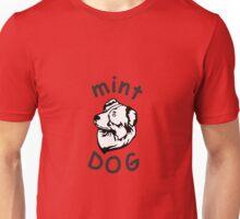 Mint dog Austrailian Shepherd Unisex T-Shirt