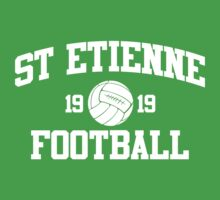 St Etienne Football Athletic College Style 2 Color by Toma-51