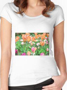 Garden Women's Fitted Scoop T-Shirt