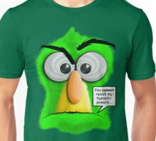 Funny Stomach Puppet - Hypnotic Powers Unisex T-Shirt