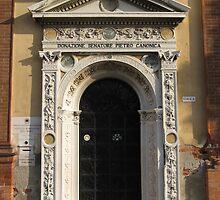 Venician doorway by mariondixon