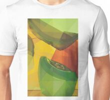 HC 005 Transparent Glasses Unisex T-Shirt