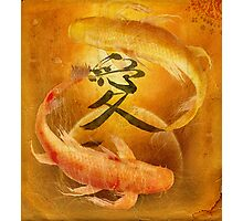 Koi Photographic Print