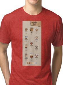 A Coffee Guide Tri-blend T-Shirt