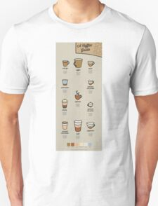 A Coffee Guide T-Shirt