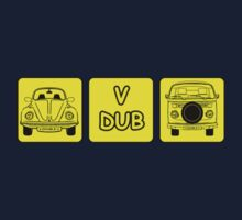Vdub Beetle + Campervan by FunkyDreadman
