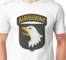 101 AIRBORNE (Screaming Eagels) Unisex T-Shirt