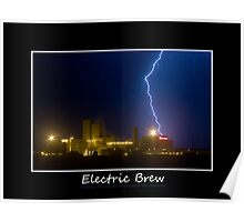 Electric Brew Poster