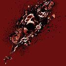Skulls by grafoxdesigns