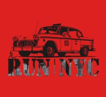 RUN NYC by hottehue