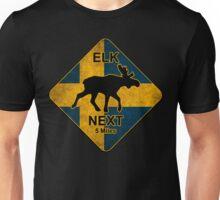 Swedish elk Unisex T-Shirt