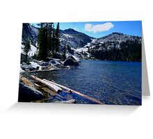 Harrison Lake Greeting Card