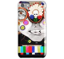 Channel Blossom iPhone Case/Skin