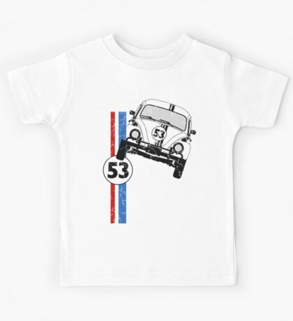 VW Herbie 53 Kids Tee