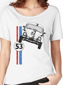 VW Herbie 53 Women's Relaxed Fit T-Shirt