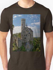an exciting Liechtenstein landscape T-Shirt