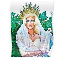 Not-So-Virgin Mary Poster
