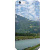 a stunning Liechtenstein landscape iPhone Case/Skin