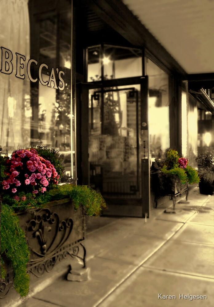 Rebecca's... by Karen  Helgesen