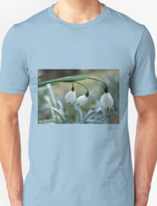 "Pure... ""Snowflakes"" (Leucojum Aestivum) Free State, South Africa T-Shirt"