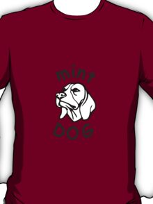 Mint Dog Beagle T-Shirt