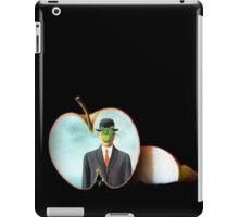 The Apple/René Magritte iPad Case/Skin