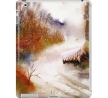 Landscape..Winter Walk iPad Case/Skin