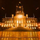 Bolton Town Hall by Stephen Knowles