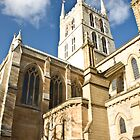 Southwark Cathedral London by Jonathan Doherty