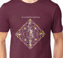 La verdadera destreza Unisex T-Shirt