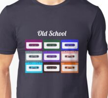 Retro Cassette Tape -  Unisex T-Shirt