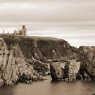 Slains Castle by CaptKremmen