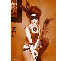The Clockwork Harlot Photographic Print