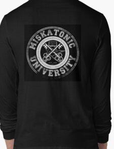 Miskatonic University Long Sleeve T-Shirt