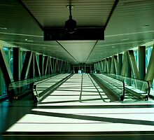 Pedway-Shadows and Light by Lee Donavon Hardy