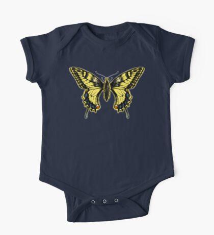Swallowtail for dark shirts One Piece - Short Sleeve