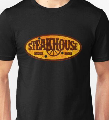 Steakhouse redneck rockin' band 1 Unisex T-Shirt