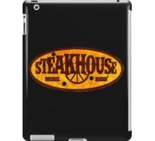 Steakhouse redneck rockin' band 1 iPad Case/Skin